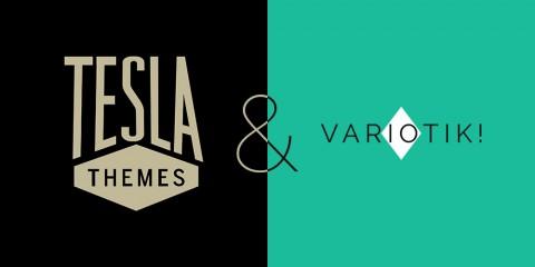 Tesla Themes artık Variotik'de!